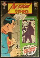 Action Comics #355 (1967) FN- 5.5 Superman Vintage DC Silver Age