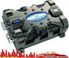 20 farad car audio capacitors pc20f planet audio 20 farad super hybrid capacitor digital voltage display