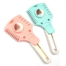 DIY Effilierscheren Haar Schneiden Rasierer Trimmer Verstellbar Frisur Zufällig