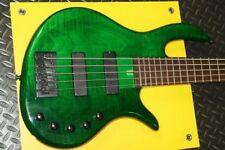 Cort Elrick Josh Paul Signature BASS ELECTRIC GUITAR 5 strings Green RARE READY