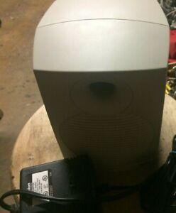 Boston Acoustics BA745 Computer Speaker System Subwoofer & Power Adapter