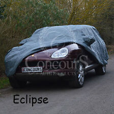 Porsche Cayenne 4x4 (with mirror pockets) Breathable 4-Layer Car Cover, 2002 ON