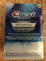 Crest 3D Whitestrips Vivid Whitening Kit 20 strips exp 6/21