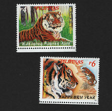 OPC 1997 Philippines Year of the Tiger Set Sc#2504-5 MNH 33504