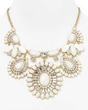 Kate Spade Capri Garden Statement Necklace NWT Classic Iconic Chic!
