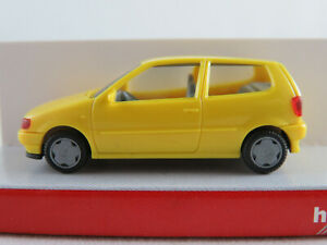Herpa 021692 VW Polo III (1994-1997) in gelb 1:87/H0 NEU/OVP