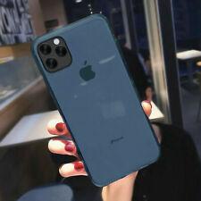 Coque Etui Silicone Protection Pour iPhone 12 Mini 12 Pro Max 6/7/8/XR/11 SE