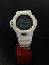 USED CASIO G-SHOCK GShock Riseman GW-9200PJ-7jf ice white multiband 6 Solar