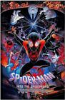 Spider-Man: Into The Spider-Verse by Martin Ansin FOIL screen print #62/325