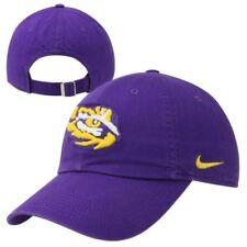 9a2b513debc Nike LSU Tigers Ladies Campus Classic Adjustable Performance Hat - Purple
