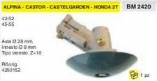 PAIR CONICAL TRIMMER APLINA CASTOR CASTELGARDEN HONDA 42 52 45 55