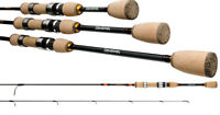 "Daiwa Presso 6'6"" Ultralight Fast Action Travel Spinning Rod 2-Piece  PSO662ULFS"