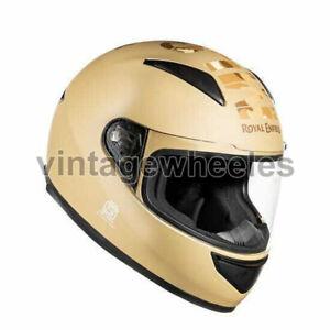 For - Royal Enfield MLG Camo Full Face Helmet - Desert Storm