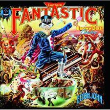Elton John - Captain Fantastic & the Brown Dirt Cowboy [New CD] Bonus Track, Shm