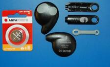Cobra Car Alarm Replacement 7777 keyfob case / new battery and touch key case