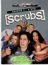 SCRUBS -  Intégrale saison 1 - Coffret digipack - 4 DVD