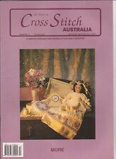 Jill Oxton's Cross Stitch Australia - Issue No 07 - 1993