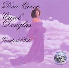 Disco Queen Carol Douglas Greatest Hits - BRAND NEW