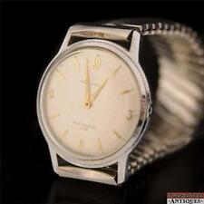 Vintage Helbros Germany Self Winding Automatic 7j Wrist Watch Parts or Repair