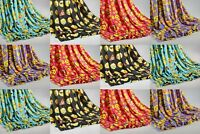 125 x 175cm Emoji Expressions Fleece Throw / Blanket Sofa Bed Kids Christmas New