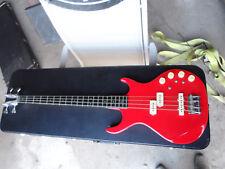 Vintage Kramer Aluminum Neck Bass Guitar Rare Gene Simmons