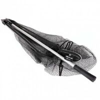Fox Rage Warrior 70cm Rubber Mesh Folding Landing Net - NLN011