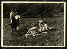 Stuttgart-Park-Familien-Ausflug-Happy-Family-30er Jahre-1