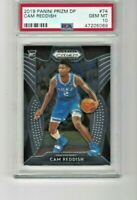 2019 Panini Prizm Draft Picks Cam Reddish ROOKIE RC #74 PSA 10 GEM MINT