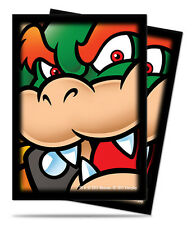 Ultra Pro Deck Protector  - Std Size Sleeves - Mario Bros. - Bowser