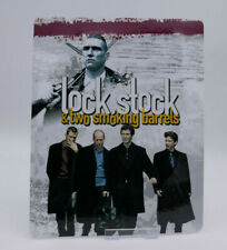 LOCK STOCK AND TWO SMOKING BARRELS Bluray Steelbook Magnet Cover -NOT LENTICULAR
