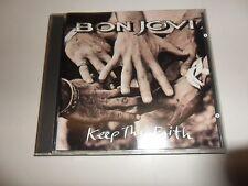 Cd  Keep the faith von Bon Jovi (1992)