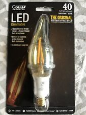 Feit Electric Original Vintage Style Bulb LED Dimmable Soft White Brand New