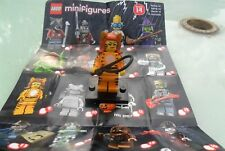 Lego Minifiguers - Series 14 Monsters - Tiger Lady - Used