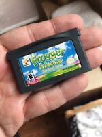 Frogger Advance: The Great Quest (Nintendo Game Boy Advance, 2002)
