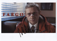 Martin Freeman (Actor) Fargo Signed Photo 100% Genuine In Person COA