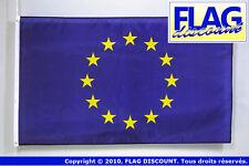 DRAPEAU UNION EUROPEENNE - EUROPE - UE FLAG - 150x90cm