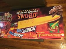 Toy Biz 1995 Hercules Electronics Legendary Warrior Sword NEW SEALED Kevin Sorbo