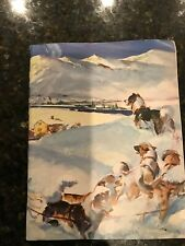 New listing 1938 abercrombie fitch Company The Christmas Trail Catalog Von Lengerke Antoine