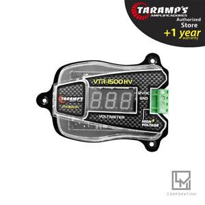 Taramp's VTR-1500 HV 90-500v Voltmeter New