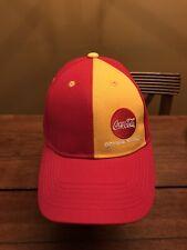 Coca Cola Orange Vanilla Adjustable Cap