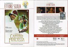 IL VIAGGIO DI CAPITAN FRACASSA - ETTORE SCOLA - DVD (NUOVO SIGILLATO) EDITORIALE