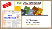 PMP Exam Prep - FULL Pack: Cheatsheet + Flashcards + MUCH MORE - PMI Brain Dump