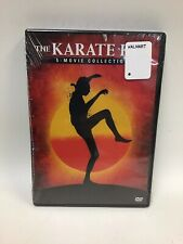 The Karate Kid 5-Movie Collection DVD  New Sealed
