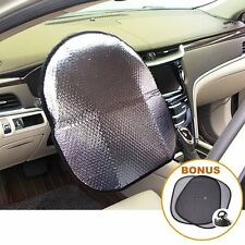 Big Ant car Steering Wheel Cover Sunshade Side window Sun Shade Heat Reflector