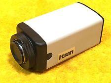 *Perfect* Javelin Electronics Je2066Irnn 12 Volt Dc Tv Video Camera Dc12V