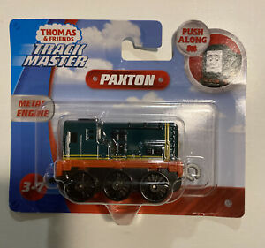 Thomas & Friends Trackmaster Push Along Metal Engine - Paxton