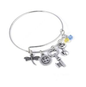 Coraline Inspired Charm Bracelet | Coraline Jewellery, Accessories and Gifts