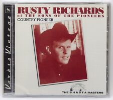 Rusty Richards: Country Pioneer ~ New CD (Sep-2002, Varese Sarabande (USA))