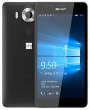 New Microsoft Lumia 950 32GB 4G Windows 10 20MP Unlocked WIFI GPS NFC Smartphone