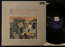 NORMAN NICHOLSON & TONY CONNOR British Poets Of Our Time LP 1974 UK ARGO NM